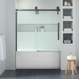 Ove Decors Bathtub Door Shower Sedona 60 Orb