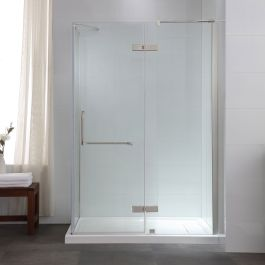 Ove Decors Side Panel Shower Shelby 48x32 Sn