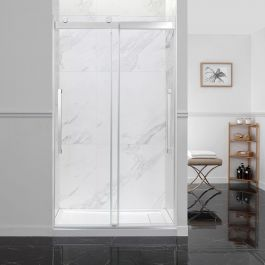 Ove Decors Montebello 48 Ch Alcove Frameless Shower