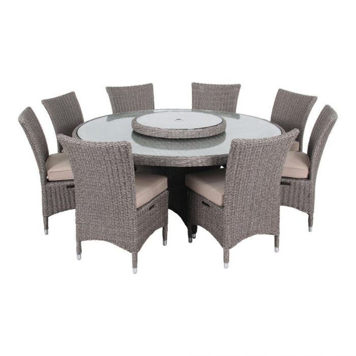 round outdoor dining sets. Brilliant Dining Habra II 9Piece Intended Round Outdoor Dining Sets T