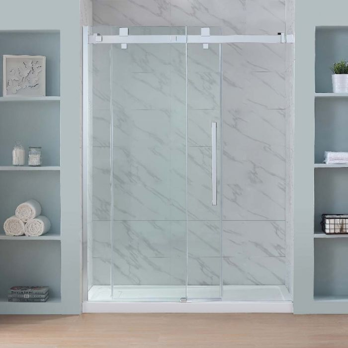 OVE DECORS Side panel shower Glendale 60-CH