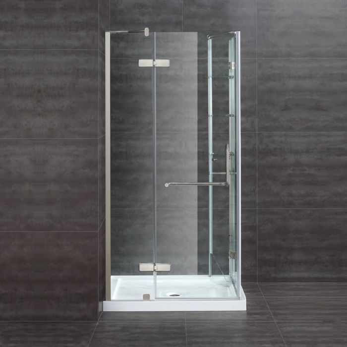 466fbc165f5 OVE DECORS Side panel shower Savannah 40x32