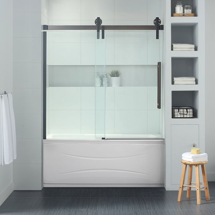 Charmant Sedona 60 Tub Door ORB