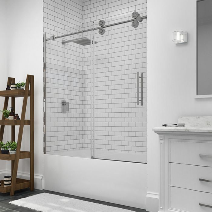 in today tub product free home with overstock hinged garden frameless dreamline shipping aqua door