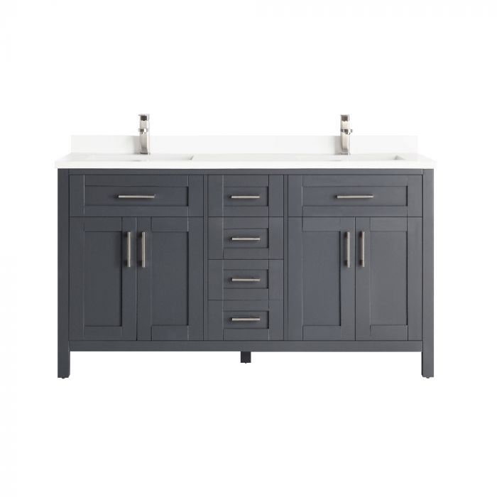 LAKEVIEW 60 DARK CHARCOAL