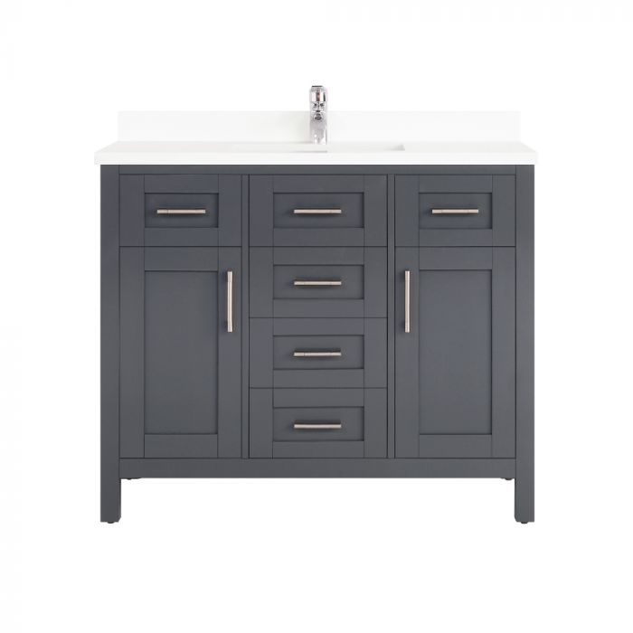 Ove Decors Single Basin Bathroom Vanity