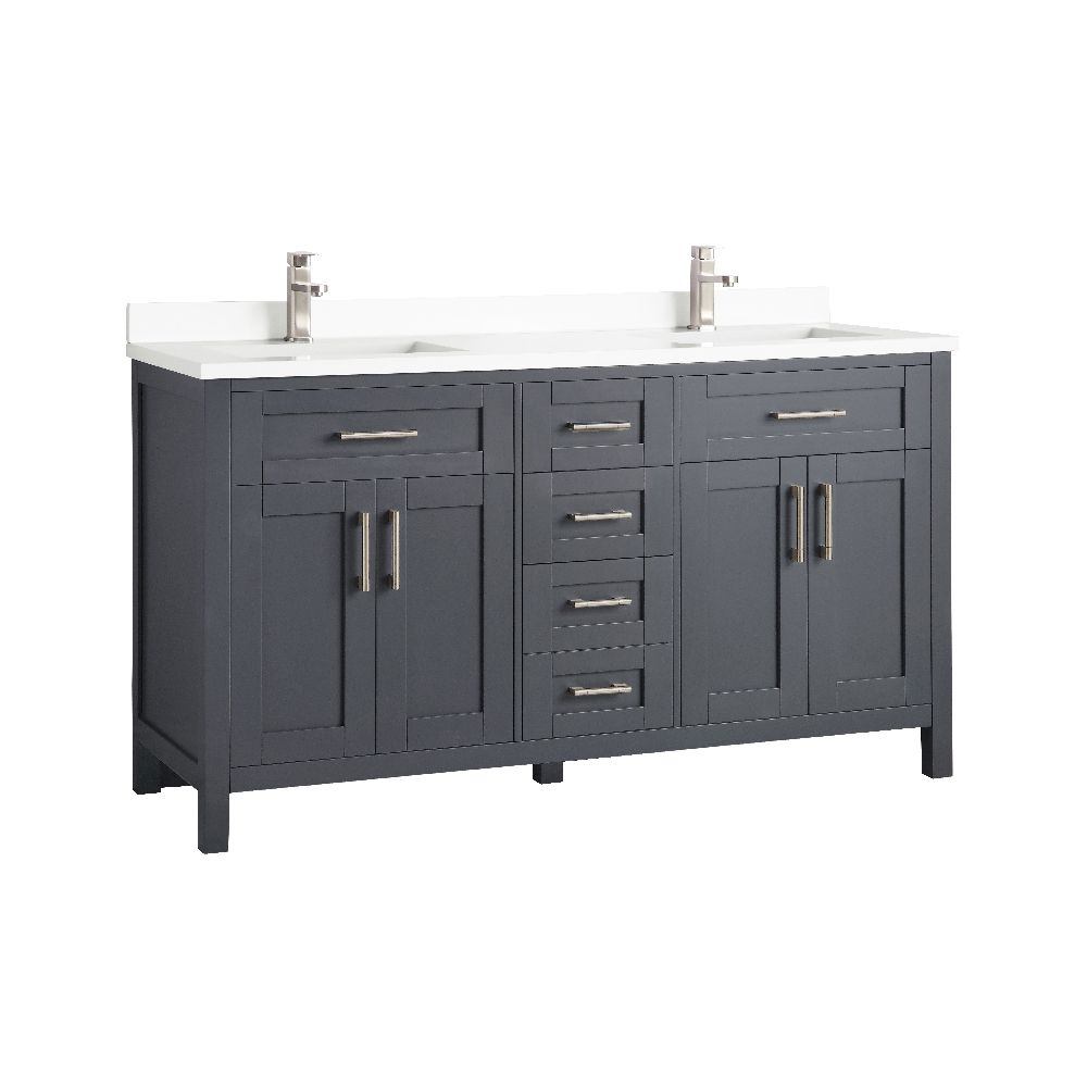 . LAKEVIEW 60 DARK CHARCOAL