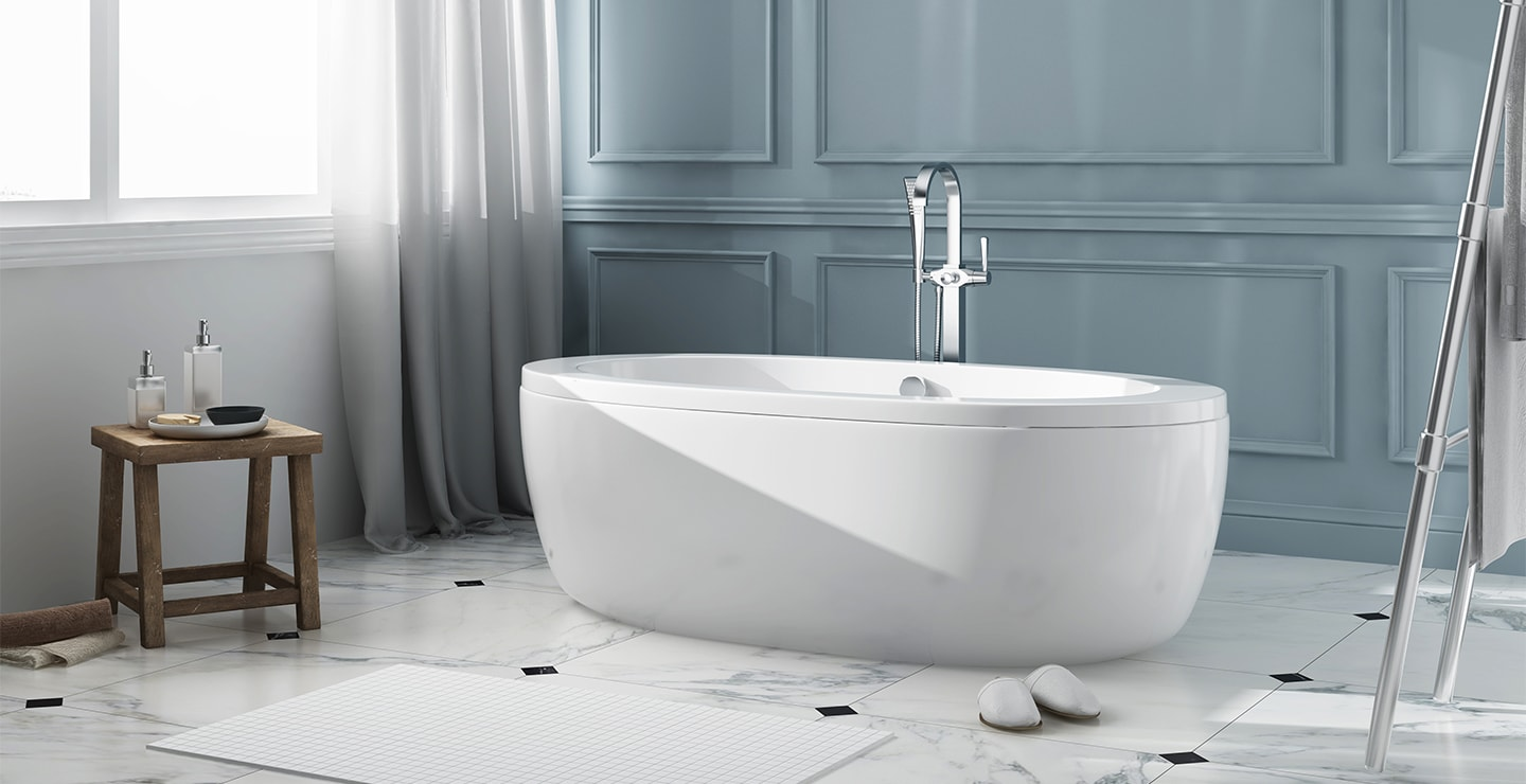 Ove Decors Bathtubs