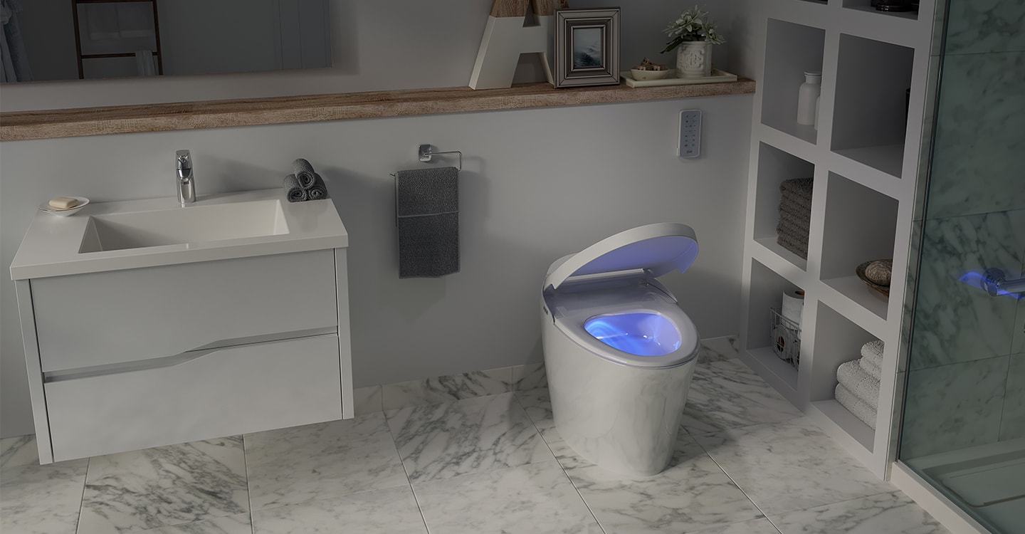 Ove Decors Smart Toilets